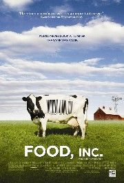 FOOD INC - One of the first films I watched when I started on my health journey. Really opened my eyes to what is happening to our food. Will definitely screen this one at some point.