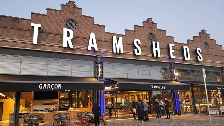 Here's what you should eat at the Tramsheds when it opens on Thursday