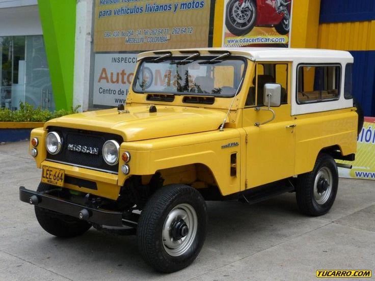 nissan patrol g60 in colombia   Nissan Patrol