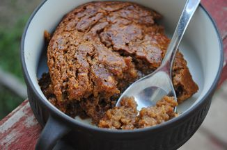 Old Fashioned Persimmon Pudding Recipe on Food52 recipe on Food52