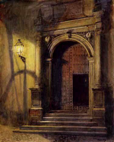George Owen Wynne Apperley - PINTURAS