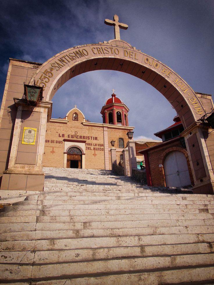 Saltillo Coah Iglesia Ojo De Agua Saltillo Coahuila