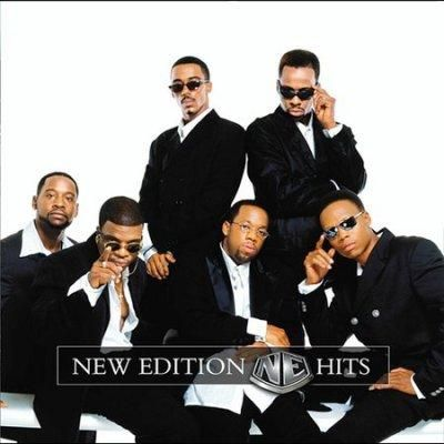 New Edition: Ralph Tresvant, Bobby Brown, Ronnie DeVoe, Ricky Bell, Michael Bivins, Johnny Gill (vocals). Producers include: Vincent Brantley, Rick Timas, Ray Parker Jr., Jimmy Jam, Terry Lewis. Compi