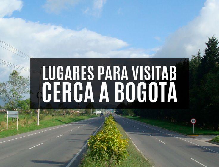 Si estás en Bogotá, estoy son algunos lugares que no puedes dejar de visitar
