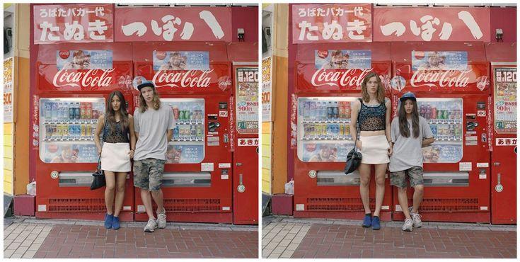 Lui e lei: scambio di vestiti, scambio di identità
