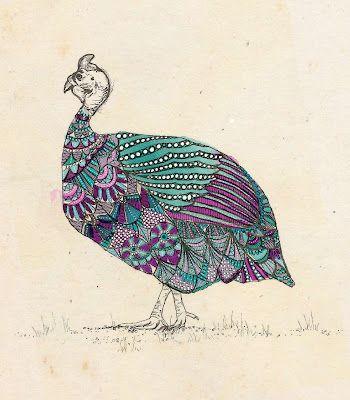 Emily Hamilton Illustration: October 2012