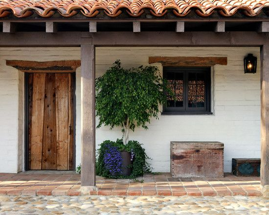 17 Best Images About Santa Barbara Decor On Pinterest Stucco Exterior Paint Colors