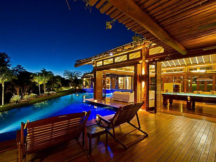 O luxo de Villas de Trancoso-Boutique Beach Hotel