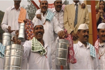 Image result for dabbawala pail lunch photo