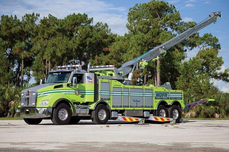 Miami dade fire rescue heavy one fire trucks for sale