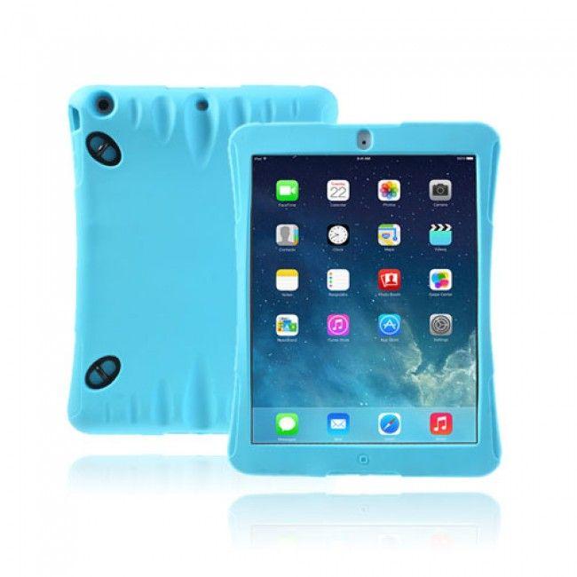 Expedition (Vaaleansininen) iPad Air Ultra Suojakuori - http://lux-case.fi/ipad-air-suojakuoret.html