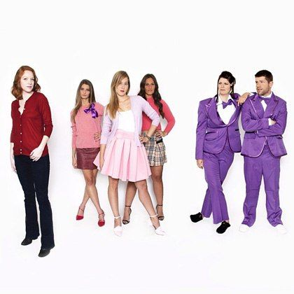 Mean Girls  10 Perfect Movie-Inspired Halloween Costumes Straight From Luckyu0027s Editors  Lucky Magazine  sc 1 st  Pinterest & 88 best Halloween images on Pinterest | Halloween decorations ...