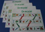 Jeu de société: On recycle