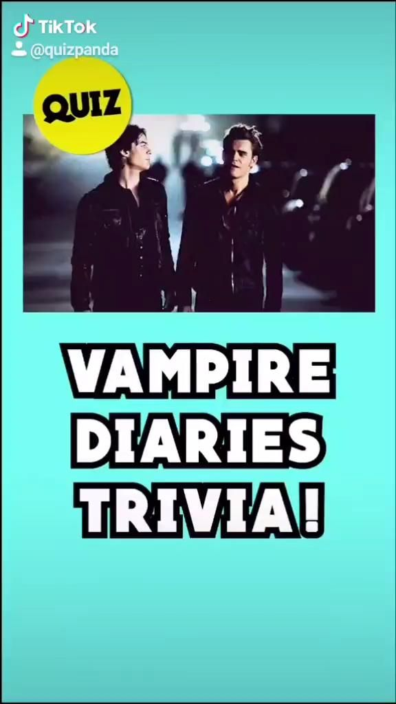 Video Can You Guess Who Says This Quote From The Vampire Diaries Quiz Panda The Vampire Diaries