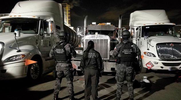 #DESTACADAS:  Vídeo: PGR asegura más de 92 mil litros de gasolina - La Opinión