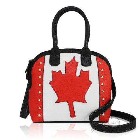 Canada Handbag   The Real Wool Shop