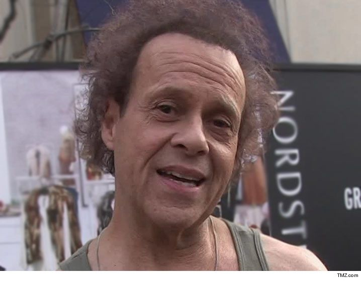 Richard Simmons Cops Say He, Not the Maid, Runs His Life...: Richard Simmons Cops Say He, Not the Maid, Runs His Life… #RichardSimmons