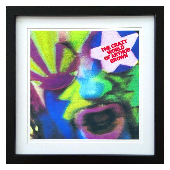 Arthur Brown | The Crazy World Of Arthur Brown Album | ArtRockStore