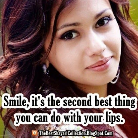 best WhatsApp DP Status on Smile For girls More @ http ...