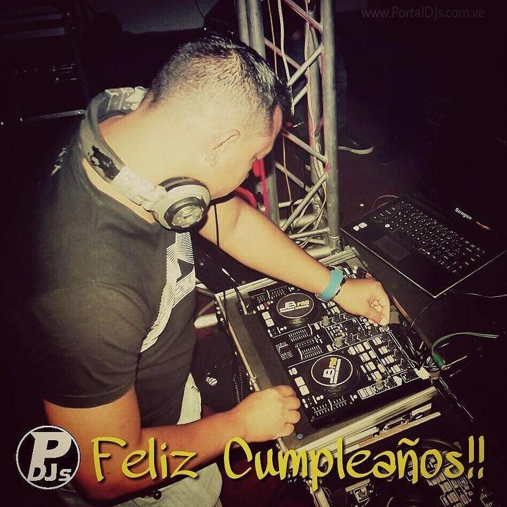 Todo el staff de @PortalDeDjsOficial le desea un feliz cumpleaños a nuestro amigo @djjacksonbrizuela de San Juan de los Morros Guárico!!!   que sigan los éxitos hermano  . . . .  #PortaldeDjsOficial #guarico #Venezuela #InstaDjs #Producers #Techno #House #EDM #Festival #Reggaeton #instadaily #djvenezuela #portaldedjs #sjm #jacksonbrizuela #Club  #ibiza #Atopemusic