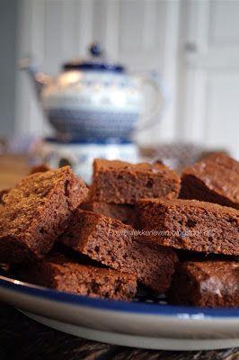Puur & Lekker leven volgens Mandy: Relaxte Brownies