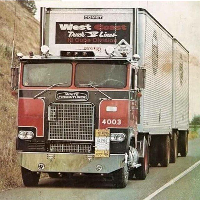 1223 best Cab Over Trucks images on Pinterest | Classic ...