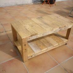Les 25 meilleures id es concernant tages de palettes sur pinterest planche - Construire un plancher bois ...