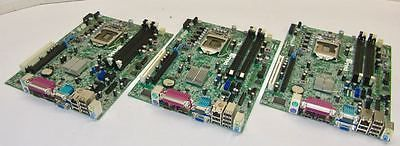 Lot of 3 Dell TESTED C522T Optiplex 980 SFF LGA 1156 DDR3 SDRAM Motherboard