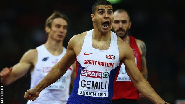 World Championships: Adam Gemili says sprinting at another level