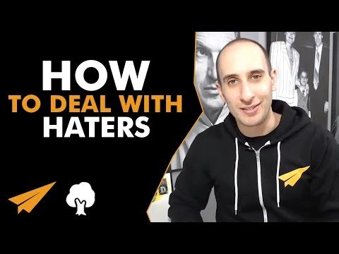 How to Deal with HATERS and CRITICISM - #BelieveLife - YouTube