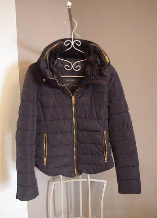 À vendre sur #vintedfrance ! http://www.vinted.fr/mode-femmes/doudounes/26067036-doudoune-bleu-nuit-zara-taille-xl