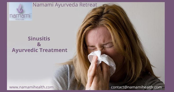 Sinusitis and Ayurvedic Treatment