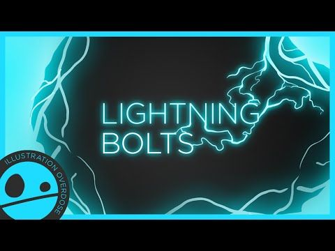 How To Draw A Lightning Bolt Easy Step By Step Tutorial