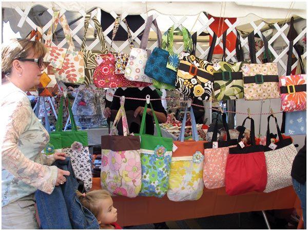 Craft + Show Designs: Handbag Displays