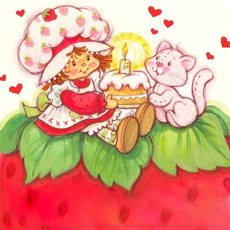 25+ unique Vintage strawberry shortcake ideas on Pinterest ...