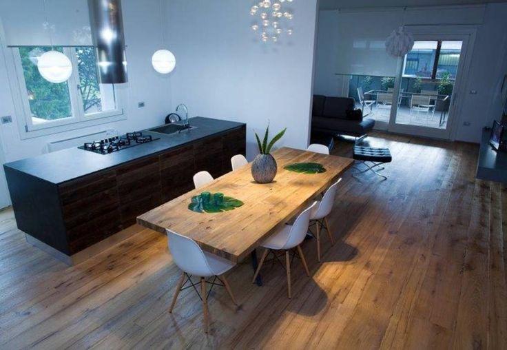 BRICCOLA WOOD OF VENICE wood flooring : Rivestimenti pareti & Pavimenti di ANTICO TRENTINO S.R.L.