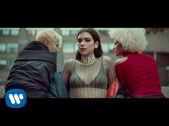 """Dua Lipa - Blow Your Mind (Mwah) (Official Video) (New anthem. Raw reality that births a tryst. Few lyrics can convey what it's like to be a """"red"""" - brazen when she chooses but always bold. I am fire at it's hottest point.)"""