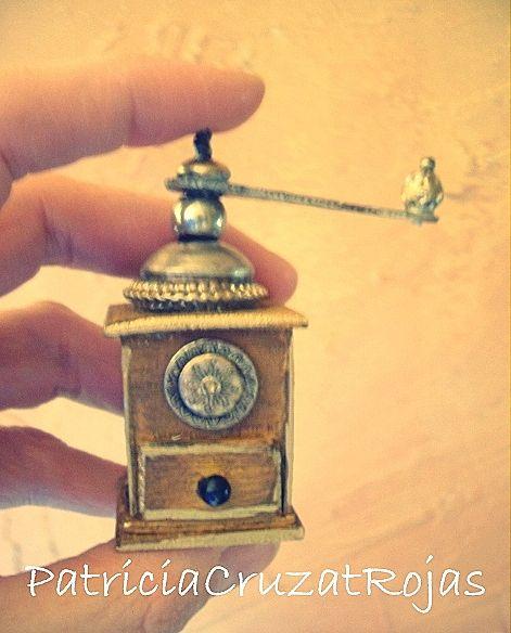 Molinillo Miniatura