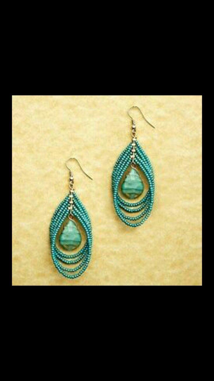 1101 best Perlen images on Pinterest   Bead jewelry, Bead weaving ...