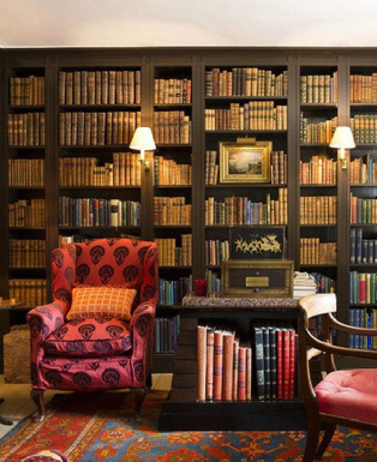 Cozy Home Libraries