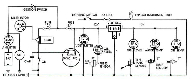 Voltage Stabilizer Wiring Diagram Electrical