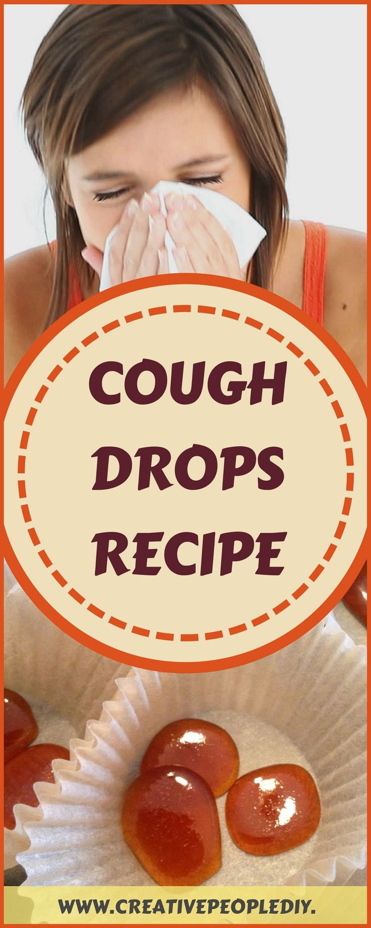 MAKE THIS SIMPLE COUGH DROPS AND STOP COLD INSTANTLY