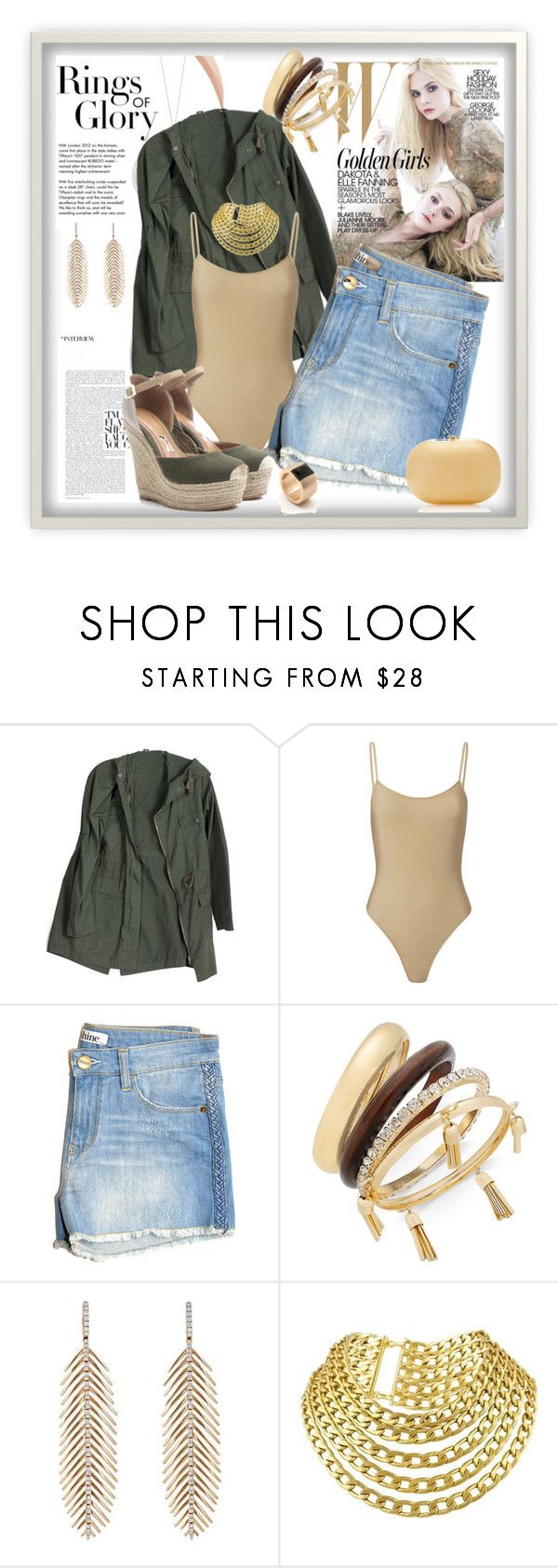 """""""Sem título #4401"""" by mr-1 ❤ liked on Polyvore featuring Tiffany & Co., Only Hearts, Shine, Thalia Sodi, Sidney Garber, Chanel and Jeffrey Levinson"""