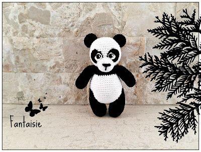 Fantaisie: Baby panda