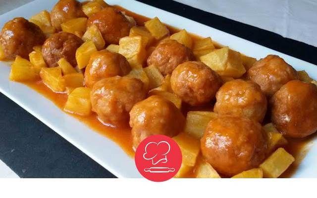 Albóndigas de carne con tomate y trucos para congelarlas.     Intercambio De Recetas
