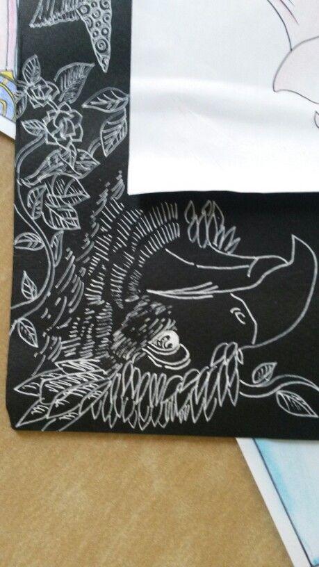 By cho na youn -bebe bird