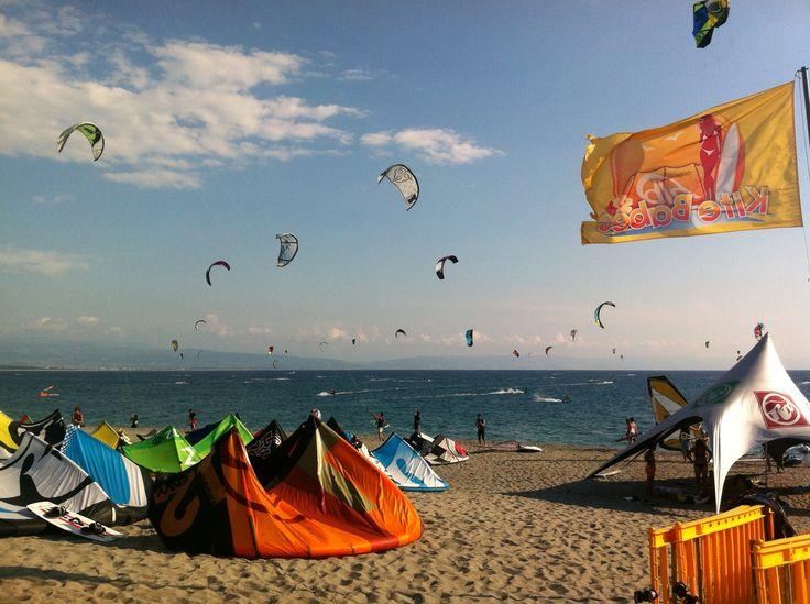Kite zone  #kite #kitesurf #kitezone #calabria