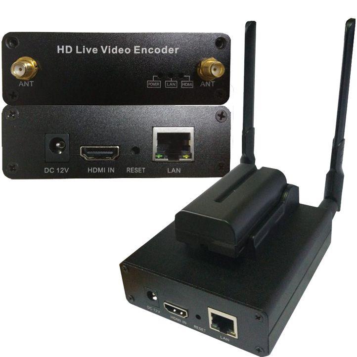 Mpeg-4 avc/h. wifi hdmiビデオエンコーダhdmiトランスミッタライブ放送エンコーダワイヤレスh264 iptvエンコーダ