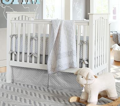 Kendall crib and changing table...Francesca's Nursery Furniture