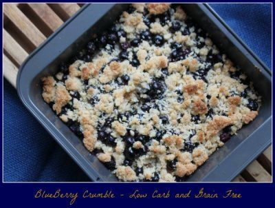 MamaEatsClean: Egg, Dairy and Gluten Free Blueberry Crumble - Candida Diet friendly. If you are following the Candida diet this is safe to eat if you are okay with Xylitol and limit your portion. It only has one cup of berries for the whole pan. Just don't eat the whole pan. You may want to though!